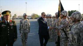 Turquía anuncia su disposición a enviar fuerzas militares a Libia