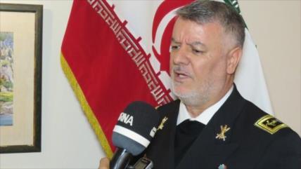 Armada de Irán: Ningún país puede socavar la seguridad nacional