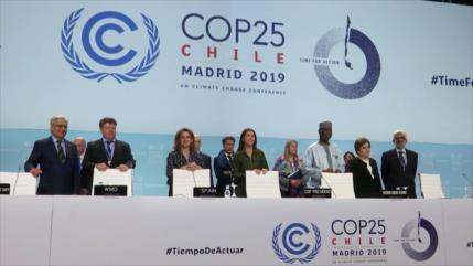 Cumbre del Clima aborda la lucha contra el calentamiento global