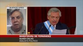 Analistas abordan investidura de Fernández en Argentina: Parte 1