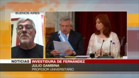Analistas abordan investidura de Fernández en Argentina: Parte 2