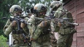 Rusia desmantela 78 células terroristas internacionales en 2019