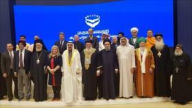 Oposición de Baréin condena visita de rabino israelí al país