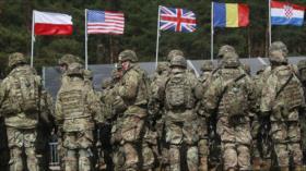 """Occidente justifica el gasto militar de OTAN con la """"amenaza rusa"""""""