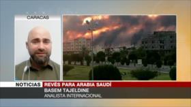 Tajeldine: Riad ha perdido otra batalla contra Irán por Aramco