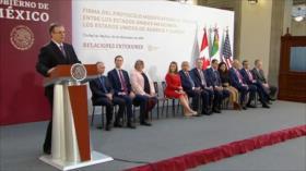 Canadá, México y EEUU logran un acuerdo de Libre Comercio