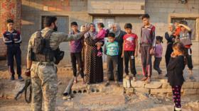 Turquía obliga a kurdo-sirios a firmar contratos para ceder sus casas