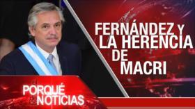 El Porqué de las Noticias: Presidencia de Fernández. Tratado comercial de América del Norte. Reforma en Chile