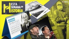Esta Semana en la Historia: Estalla la Intifada. Firma del Convenio Filós-Hines. La mayor matanza del siglo XX en Latinoamérica. Fundación de la ALBA