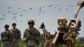 Pentágono envía 20 000 tropas a Europa para hacer frente a Rusia