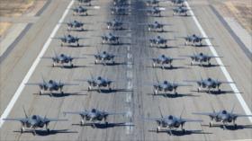 Diputados de EEUU apoyan eliminación de Turquía del programa F-35