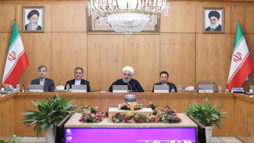 Rohani: Irán y otros países de la región frustrarán complots de EEUU