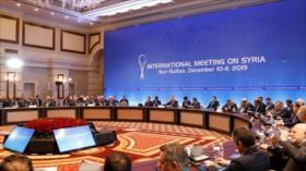 Irán, Rusia y Turquía se oponen al robo de petróleo sirio por EEUU
