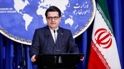 """Irán critica """"políticas imprudentes"""" de ciertos países de la región"""