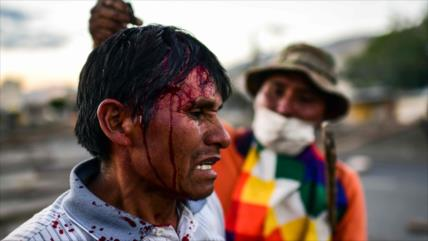 """CIDH denuncia """"masacres"""" cometidas tras golpe de Estado en Bolivia"""