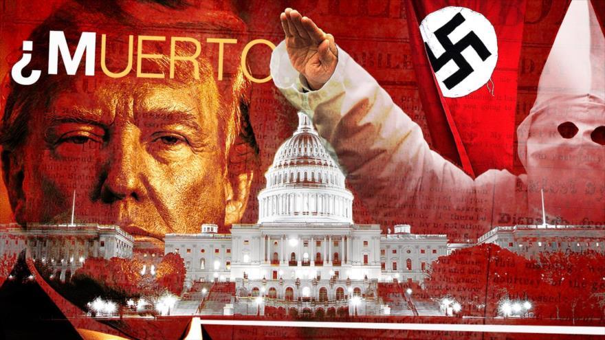 Detrás de la Razón: ¿Impeachment podría matar a Donald Trump?