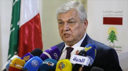 """Rusia pide a EEUU y Europa el fin de sanciones """"ilegales"""" a Siria"""