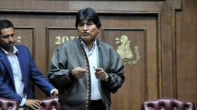 Morales dice que golpistas en Bolivia serán juzgados por masacres