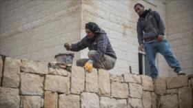 'Judíos reciben sueldos más altos que palestinos bajo ocupación'