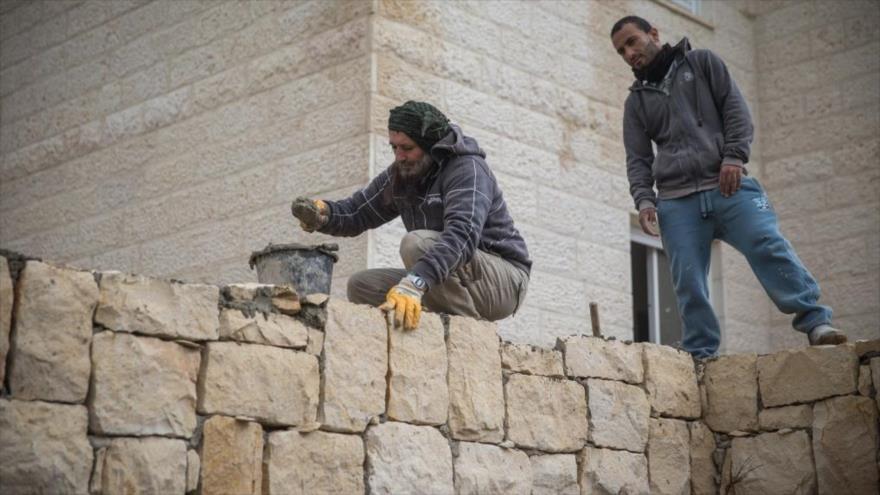 Paga de obreros judíos es un 35% superior a de palestinos bajo ocupación