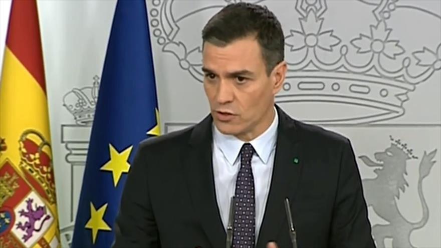 Felipe VI apodera a Sánchez para formar un gobierno