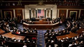 Congreso de EEUU apoya de manera oficial a los disturbios en Irán