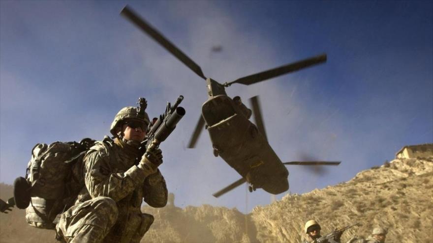 Vídeo: ¿Cómo EEUU ha gastado $ 2 billones en Afganistán?