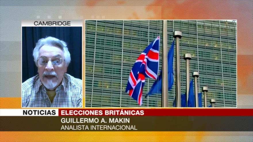 A.Makin: Británicos eligen entre Brexit ya, o negociar más con UE