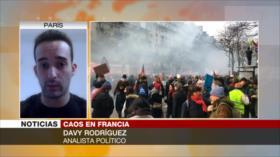Rodríguez: Macron está destruyendo el modelo social francés