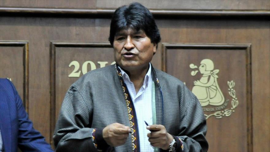 "Evo Morales llega a Argentina para quedarse como ""refugiado"" | HISPANTV"