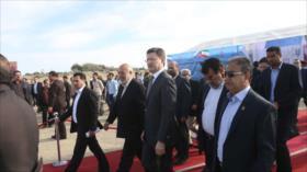 Empresa rusa construye una planta eléctrica en el sur de Irán
