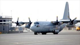 Chile da por muertos a pasajeros del avión militar siniestrado