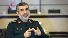 Comandante: Sistemas de defensa de Irán, totalmente nacionalizados