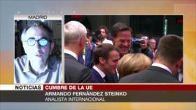 Steinko: Europa sufre erosión del multilateralismo
