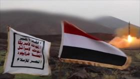 Fuerzas yemeníes atacan con misil a mercenarios saudíes en norte