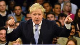 Sondeos: Boris Johnson gana mayoría absoluta en el Reino Unido