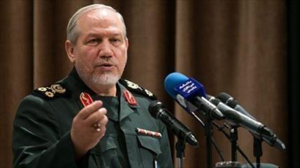 General iraní asegura que EEUU se verá forzado a huir de O. Medio