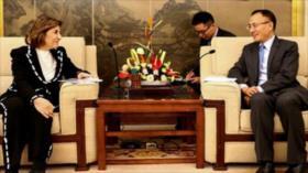 China se dispone a ayudar a Siria en su lucha contra el terrorismo