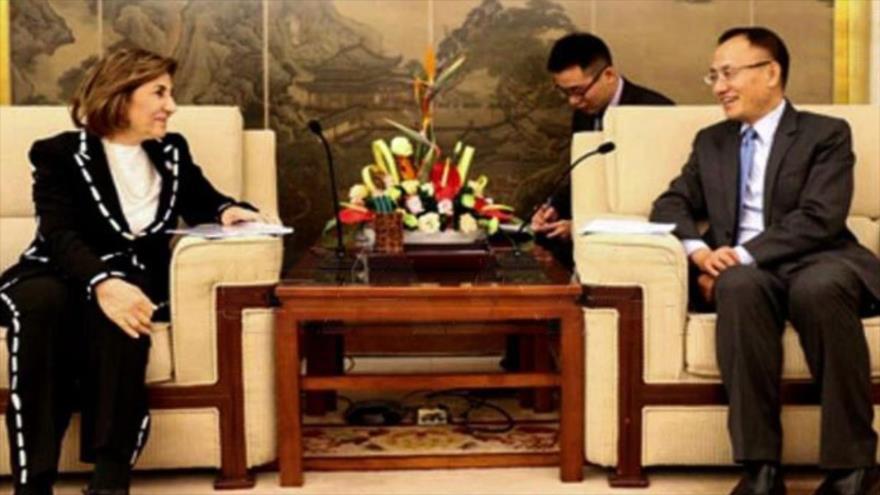 China se dispone a ayudar a Siria en su lucha contra el terrorismo | HISPANTV