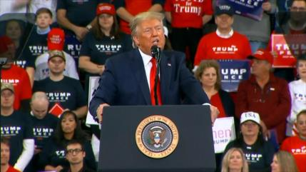 Trump incrementó ofensiva contra México durante 2019