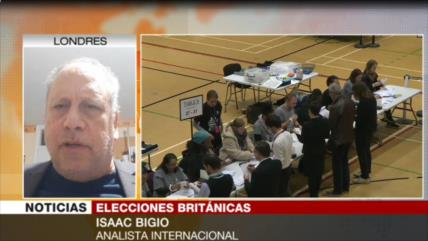 Bigio: Johnson ganó elecciones colándose entre los laboristas