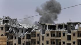 Siria: EEUU comete violaciones sistemáticas de derechos humanos