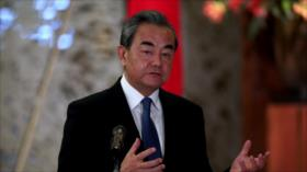 """China tacha de """"paranoica"""" la conducta de EEUU"""