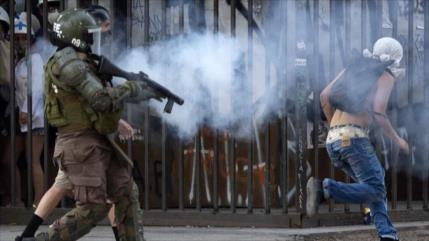 ONU, en alerta por 'elevado número' de violaciones de DDHH en Chile