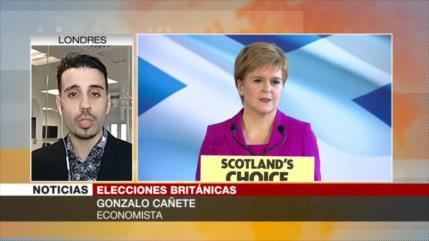 Cañete: Escocia, rehén en la batalla del Reino Unido con la UE