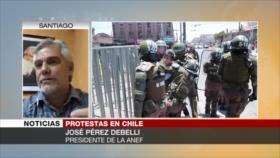 Debelli: Piñera, consciente de abusos de DDHH, no ordena evitarlos