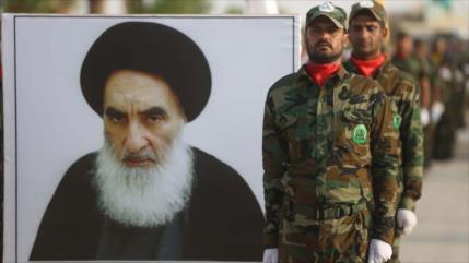 """Alto clérigo iraquí repudia """"atroz"""" asesinato de niño en protestas"""
