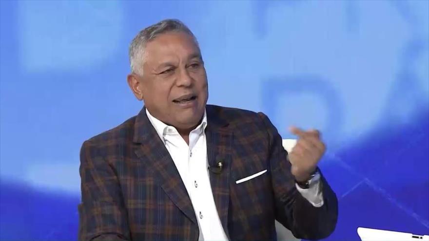 El constituyente venezolano Pedro Carreño, en una entrevista con Venezolana de Televisión, 13 de diciembre de 2019.