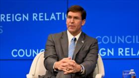 Pentágono: Postrar a China es nuestra prioridad más que a Rusia
