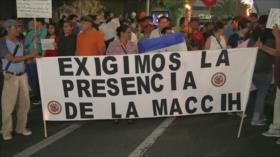 Hondureños salen a las calles contra la corrupción